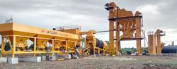 Asphalt Batch Mixing Plant