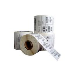 Textile Barcode Label