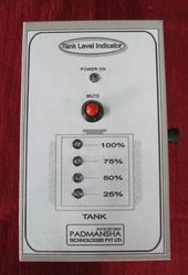Single Tank Water Level Indicator