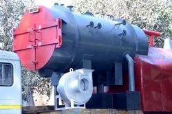 Rice Mill Boiler