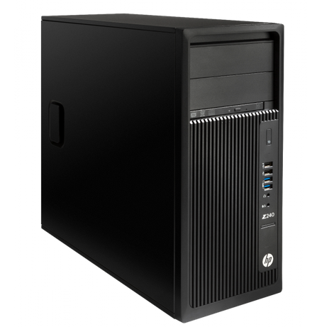 HP Z240 Tower Workstation - View Specifications & Details of Hp Cpu