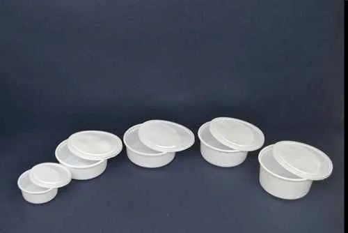 Shagun White Paper Cup Food Containers 100 ml For Packaging, Rs 2 /piece |  ID: 22112049412