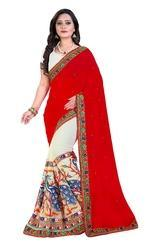 Riva 36 Georgette Saree