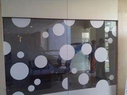 PVC Plain Glass Film, Thickness (millimetre): 0.25 To 0.75 Mm