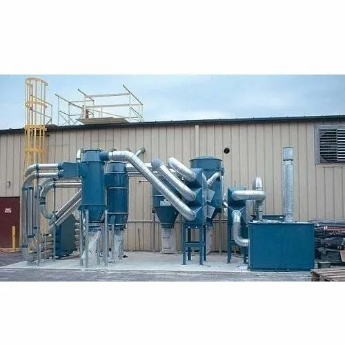 Semi Automatic Dust Extraction System