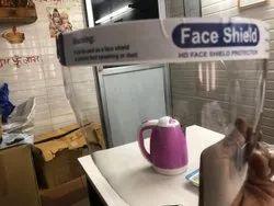 Polycarbonate Face Sheild