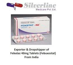Febutaz 40mg Tablets (Febuxostat)