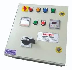 Micro Control Smart Digital Motor Starter Panel, Operating Voltage: 215-415 Vac, Degree of Protection: IP44