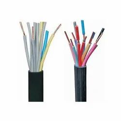 Copper Single Multicore Industrial Cables, Packaging Type: Roll, 1100 Volts