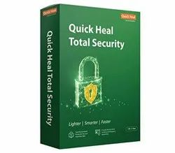 Quick Heal Total Security (10 User-  3 Year)