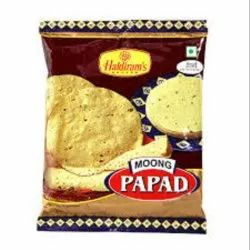 Haldiram's Moong Papad, Packaging Type: Packet