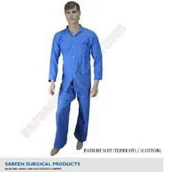 Patient Scrub Suit