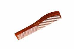 Graduated Dressing Comb - Cellulose Acetate - Handmade
