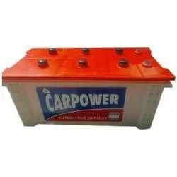 Carpower Red, White Automotive Truck Battery