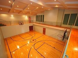 100 PVC Sports Flooring Services, Corporate Building, Rajasthan