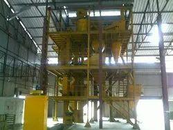 4-6 MT/HR Manual Pellet Plant