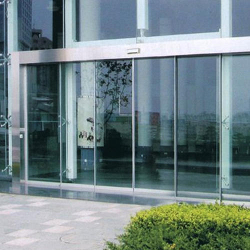 Automatic Sliding Glass Door At Rs 75000 Set Sliding Glass Door