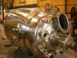 Stainless Steel Reactor