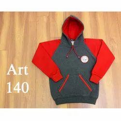 Poly Cotton School Uniform Sweatshirt