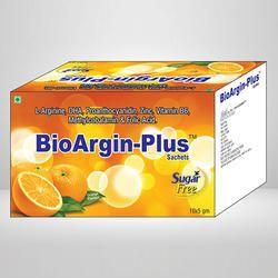 L Arginine, DHA, Proanthocyanidin, Zinc, Vit B6, Methylcobalamin & Folic Acid