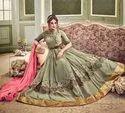 Designer Party Wear Heavy Anarkali Dress