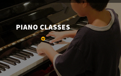Piano Classes For Child
