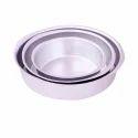 Ss Cake Moulds / Tin Baking Pan