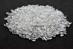 Arihant Crystal Clear Quartz Undrilled Chips