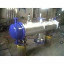 Heat Exchanger Erection Service