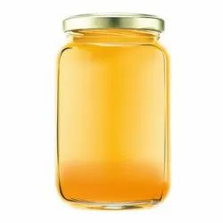Transparent 500 gm Honey PET Jar, For Honey Storage
