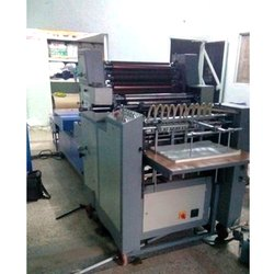 Double Color Sattlight Modal Non Woven Printing Machine