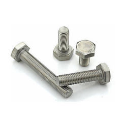 Stainless Steel 317L Hex Bolts