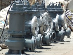 Effluent Transfer Pumps