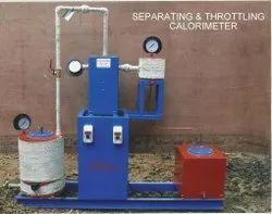 Separating & Throttling Calorimeter, For Laboratory Use, Automation Grade: Semi Automatic