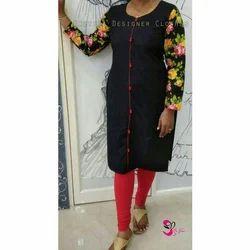 Casual Wear Ladies Designer Suit