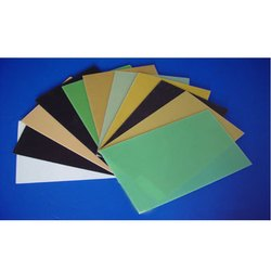 Green FRP Sheet, For Electrical Insulation