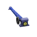 Rubber Expander Roller For Packaging Industry