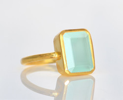 Indianna Jewellers Present Hot Style Gorgeous Kinda Party Wear Casual Occasionally Gemstone Ring