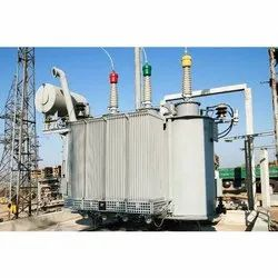 Three Phase Substation Transformers for Industrial