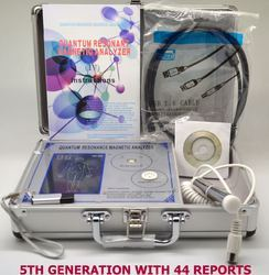 5G Bio  Magnetic Quantum Resonance Magnetic Analyzer
