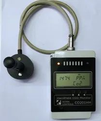 Portable CO2 Monitor with Data Logger