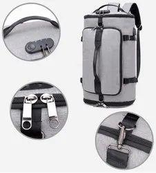 Fuzo Kross Duffel and Laptop Bag
