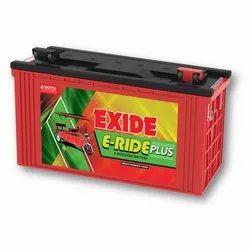 Exide E Ride E Rickshaw Batteries, Capacity: 80 Ah