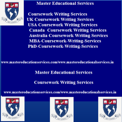 MPhil Coursework Writing Services