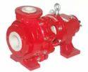 100 Meter Electric Pvdf Horizontal Pumps, For Industrial