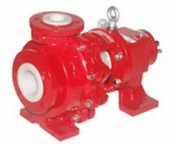 PVDF Horizontal Pumps