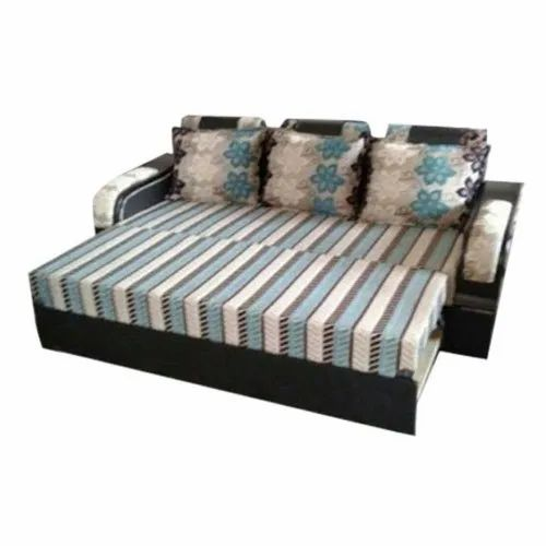Wooden Modern Convertible Sofa Bed Rs
