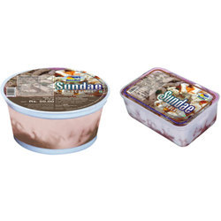 Nandini Chocolate Sundae, Packaging Type: Box