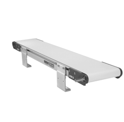 Flat Belt Portable Conveyor