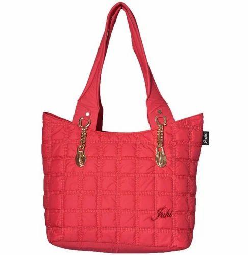 495850c44d5 Juhi Plain Designer Ladies Handbag, Rs 379  piece, Juhi Collection ...